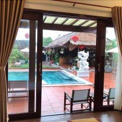Отель Ha My Beachside Villa Hoian комната для гостей фото 4