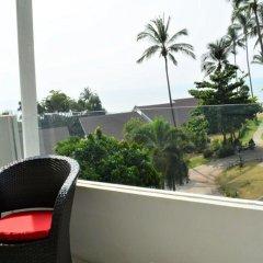 Отель Coconut Bay Club Suite 302 Ланта балкон
