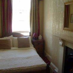 The Beverley Hotel комната для гостей