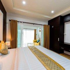 Отель Phutaralanta Resort Ланта комната для гостей фото 5