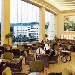 Changsha Dolton Tongsheng Resort Hotel интерьер отеля