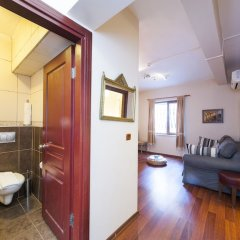 Апартаменты Istanbul Apartments® Istiklal ванная