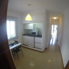 Апартаменты Mini Golf Apartments в номере