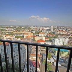 Отель Centric Sea By Pattaya Sunny Rentals Паттайя балкон