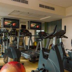 Отель Arabian Park Hotel ОАЭ, Дубай - 1 отзыв об отеле, цены и фото номеров - забронировать отель Arabian Park Hotel онлайн фитнесс-зал фото 2