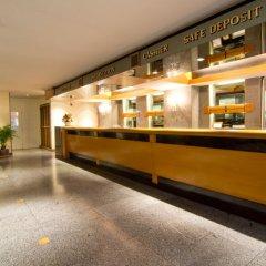 Manhattan Bangkok Hotel Бангкок интерьер отеля