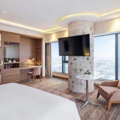 Radisson Blu Olympiyskiy Hotel Москва комната для гостей фото 12