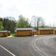 Отель Camping Amerika Чехия, Франтишкови-Лазне - отзывы, цены и фото номеров - забронировать отель Camping Amerika онлайн парковка
