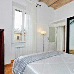 Отель Lappartamento Gianicolo Area ванная