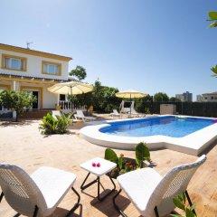 Отель Villa Paniagua бассейн фото 3