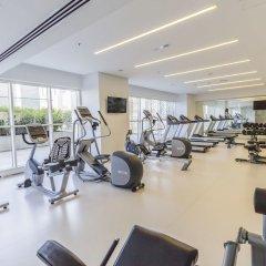 Отель DHH - West Avenue фитнесс-зал