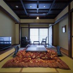 Отель Ryokan Miyama Sansou Минамиогуни помещение для мероприятий фото 2