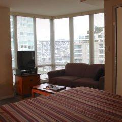 Отель 910 Beach Apartment Hotel Канада, Ванкувер - отзывы, цены и фото номеров - забронировать отель 910 Beach Apartment Hotel онлайн комната для гостей фото 2