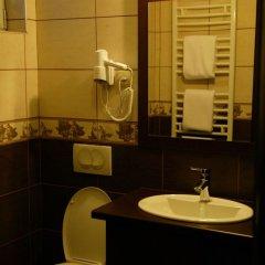 Отель Contact Сербия, Белград - отзывы, цены и фото номеров - забронировать отель Contact онлайн ванная фото 2