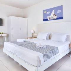 Отель Zephyros Beach комната для гостей фото 4