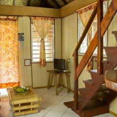 Отель Fare Edith Французская Полинезия, Муреа - отзывы, цены и фото номеров - забронировать отель Fare Edith онлайн комната для гостей фото 2