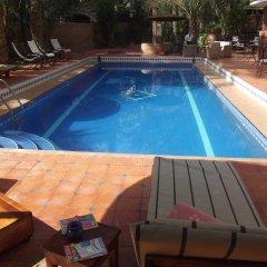 Отель Riad Marrat Марокко, Загора - отзывы, цены и фото номеров - забронировать отель Riad Marrat онлайн бассейн фото 2