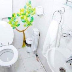 Отель BB'S House Hostel Сербия, Белград - 1 отзыв об отеле, цены и фото номеров - забронировать отель BB'S House Hostel онлайн ванная