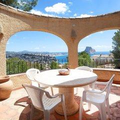 Отель Villa Oblada - Four Bedroom балкон