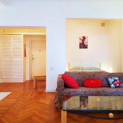 Апартаменты Moscow Good Apartments комната для гостей
