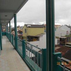 Trung Nghia Hotel Далат балкон