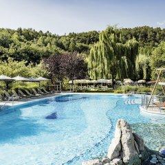 Отель Gartenhotel Moser Аппиано-сулла-Страда-дель-Вино бассейн фото 3