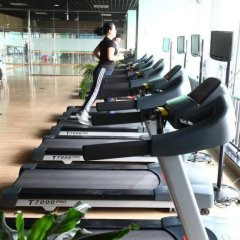 Отель Lian Jie Пекин фитнесс-зал