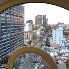 Отель Le Duy Grand Хошимин балкон