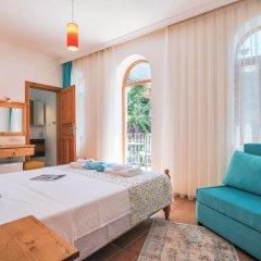 Turkuaz Pansiyon Турция, Калкан - отзывы, цены и фото номеров - забронировать отель Turkuaz Pansiyon онлайн комната для гостей фото 2