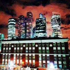 Апартаменты Moscow Good Apartments гостиничный бар