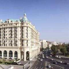 Отель Four Seasons Hotel Baku Азербайджан, Баку - 5 отзывов об отеле, цены и фото номеров - забронировать отель Four Seasons Hotel Baku онлайн городской автобус