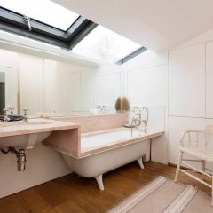 Отель Veeve - Chateau de Famille ванная