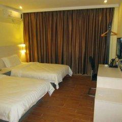 Отель Loft Inn Xihe Passenger Transportation Center комната для гостей