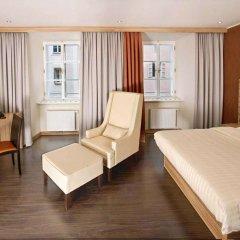Отель Star Inn Hotel Premium Salzburg Gablerbräu, by Quality Австрия, Зальцбург - 1 отзыв об отеле, цены и фото номеров - забронировать отель Star Inn Hotel Premium Salzburg Gablerbräu, by Quality онлайн комната для гостей фото 3