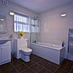 Отель Park View Великобритания, Лондон - 1 отзыв об отеле, цены и фото номеров - забронировать отель Park View онлайн ванная