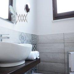 Отель B&b Al Borgo ванная