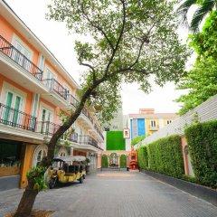 Отель Salil Hotel Sukhumvit - Soi Thonglor 1 Таиланд, Бангкок - отзывы, цены и фото номеров - забронировать отель Salil Hotel Sukhumvit - Soi Thonglor 1 онлайн парковка