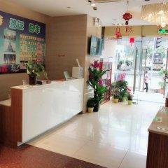 Отель Yuejia Business Hotel Китай, Шэньчжэнь - отзывы, цены и фото номеров - забронировать отель Yuejia Business Hotel онлайн интерьер отеля фото 3