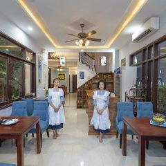 Отель Vip Garden Homestay Хойан интерьер отеля фото 3