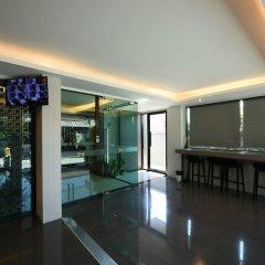 Отель Sleep Bangkok Бангкок гостиничный бар