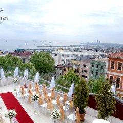 Отель SULTANHAN Стамбул городской автобус