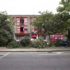 Отель Shoreditch Studios by Allo Housing парковка