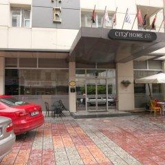 Отель Yaşat otel парковка