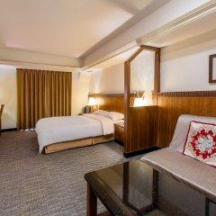 King Shi Hotel сейф в номере