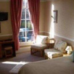 Отель St Paul's Lodge Великобритания, Йорк - отзывы, цены и фото номеров - забронировать отель St Paul's Lodge онлайн комната для гостей