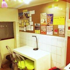 Отель Seoul Mom Guesthouse Южная Корея, Сеул - отзывы, цены и фото номеров - забронировать отель Seoul Mom Guesthouse онлайн питание