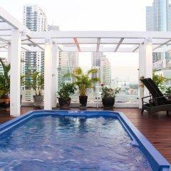 Отель FuramaXclusive Asoke, Bangkok спортивное сооружение