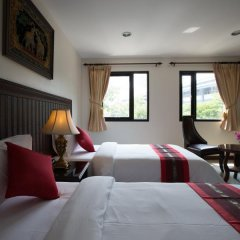 Отель True Siam Rangnam Бангкок комната для гостей фото 6