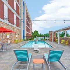 Отель Home2 Suites by Hilton Meridian