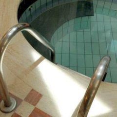 Отель Hostellerie Du Cheval Blanc Аоста спортивное сооружение